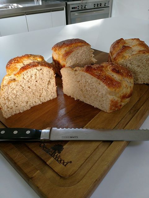 Pão calabresa pratico