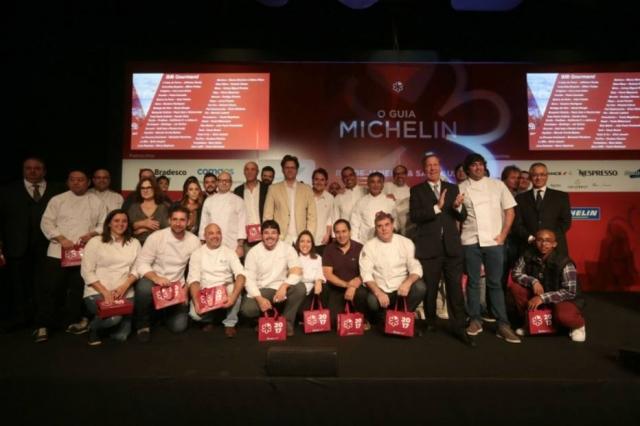 Guia Michelin 17